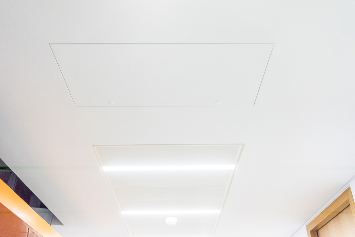 ALTA 3000 Series Non Fire Rated Loft Hatch