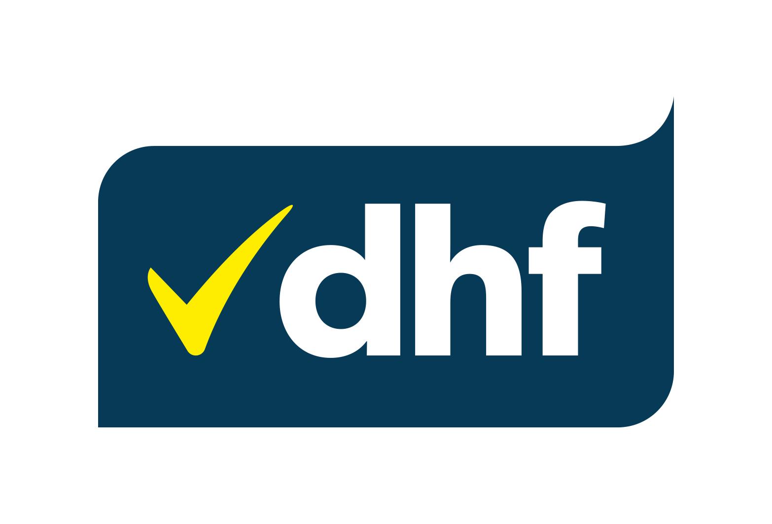 View our profile at DHF online